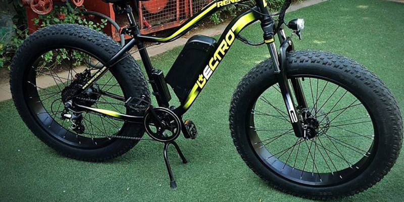 Hero Cycles Unveils Lectro Range Of Bicycles In India.