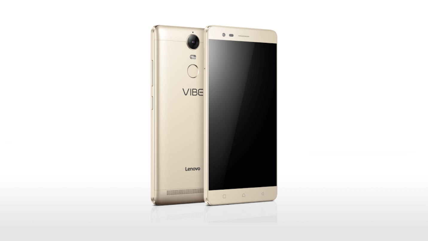 Lenovo Comes Out With Lenovo Vibe K5 Note In India.
