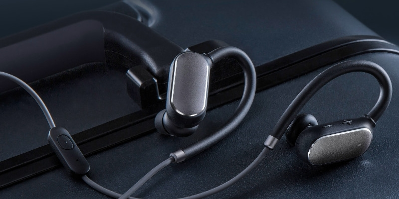 Xiaomi Announces Its First Bluetooth Headset - Mi Sports.