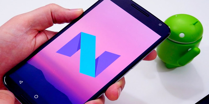 Beta Version Of Android Nougat 7.0 Available For Samsung Galaxy S7 Devices.