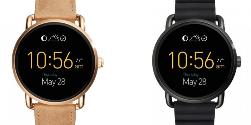 Fossil Unveils Two New Smartwatches Q Marshal and Q Wander in the US.