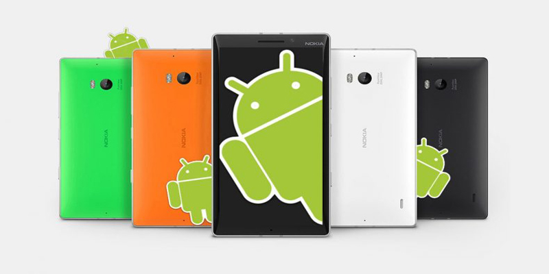 Nokia Planning To Launch A New Android Smartphone In 2017.