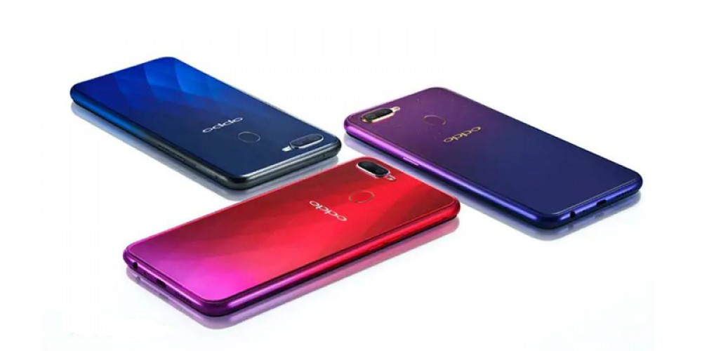 Price Drop Alert : Oppo F9 Pro and F9 @ 19590/- and 14990/- respectively