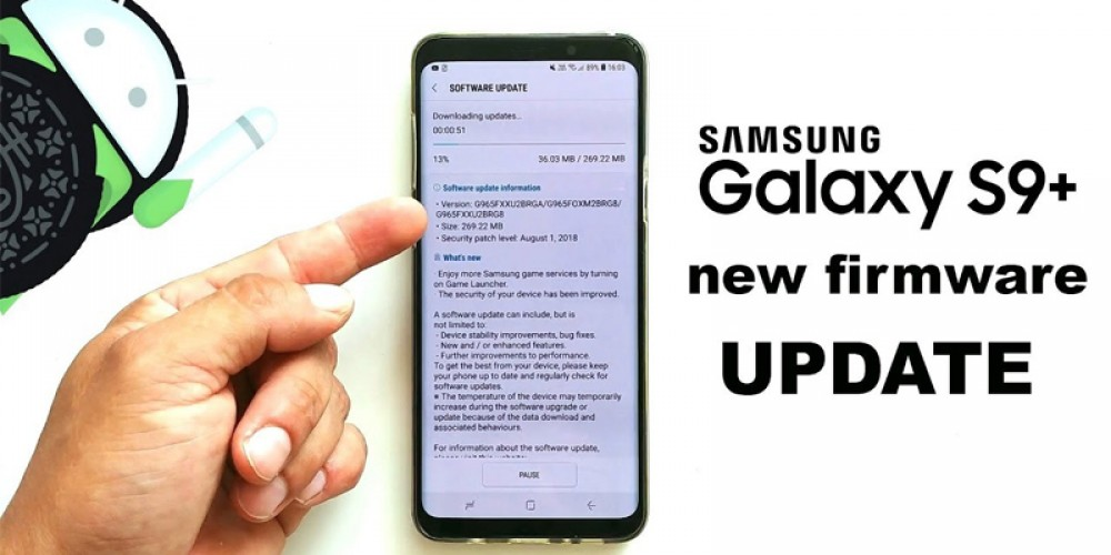 Got Samsung Galaxy S9 and S9+.  Here's a news for you
