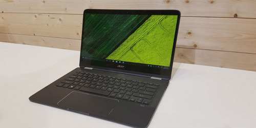 Acer Spin 7 Convertible Laptop Hits The Indian Market For Rs 109000.