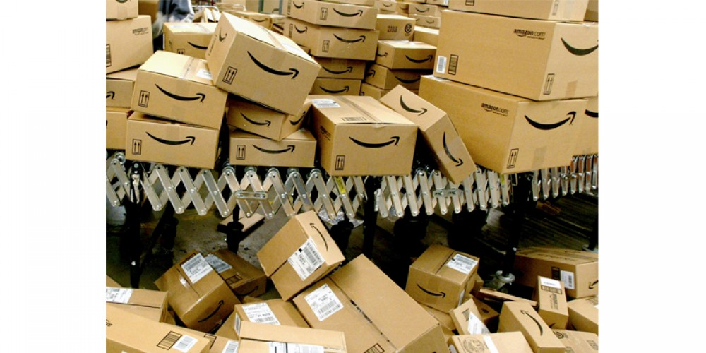 Amazon boosts transportation for festive season