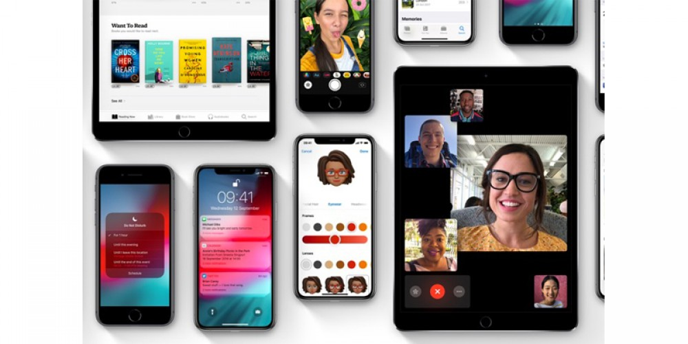 Apple Launches Its New iOS 12 Software