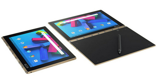 Lenovo To Launch Worlds Thinnest And Lightest Laptop 2-In-1 Yoga Book In India On December 13.