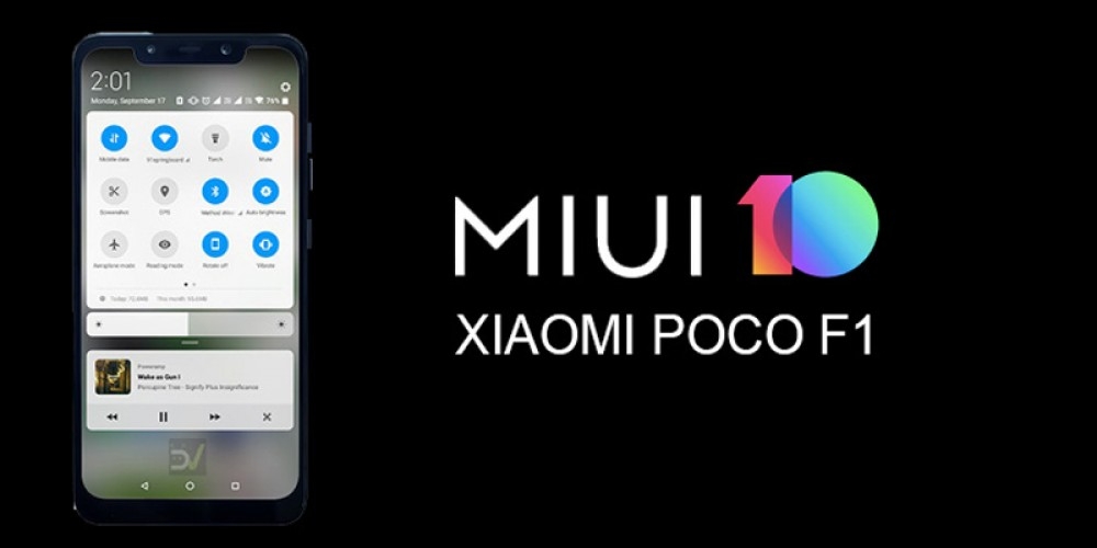 Xiaomi Poco F1 gets new MIUI 10 update!