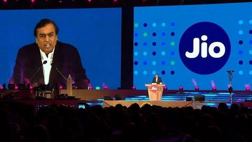 Reliance Rolls Out Jio 4G Services