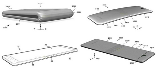 Should We Expect A Samsung Galaxy X Foldable Smartphone In Early 2017 ?