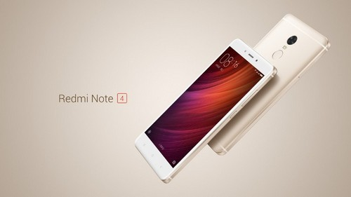 Xiaomi Unveils Redmi Note 4 In China.