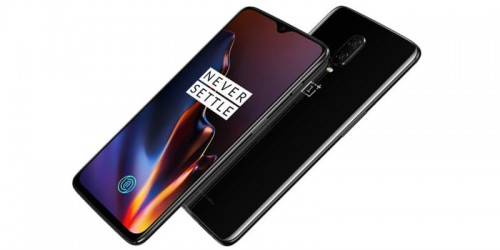 This is the new OnePlus 6T smartphone