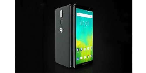 BlackBerry Evolve To Go On Sale In India On October 10, Via Amazon