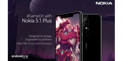 Nokia 5.1 Plus To Get Launch In India