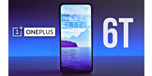 OnePlus 6T To Go On Sale 30th October