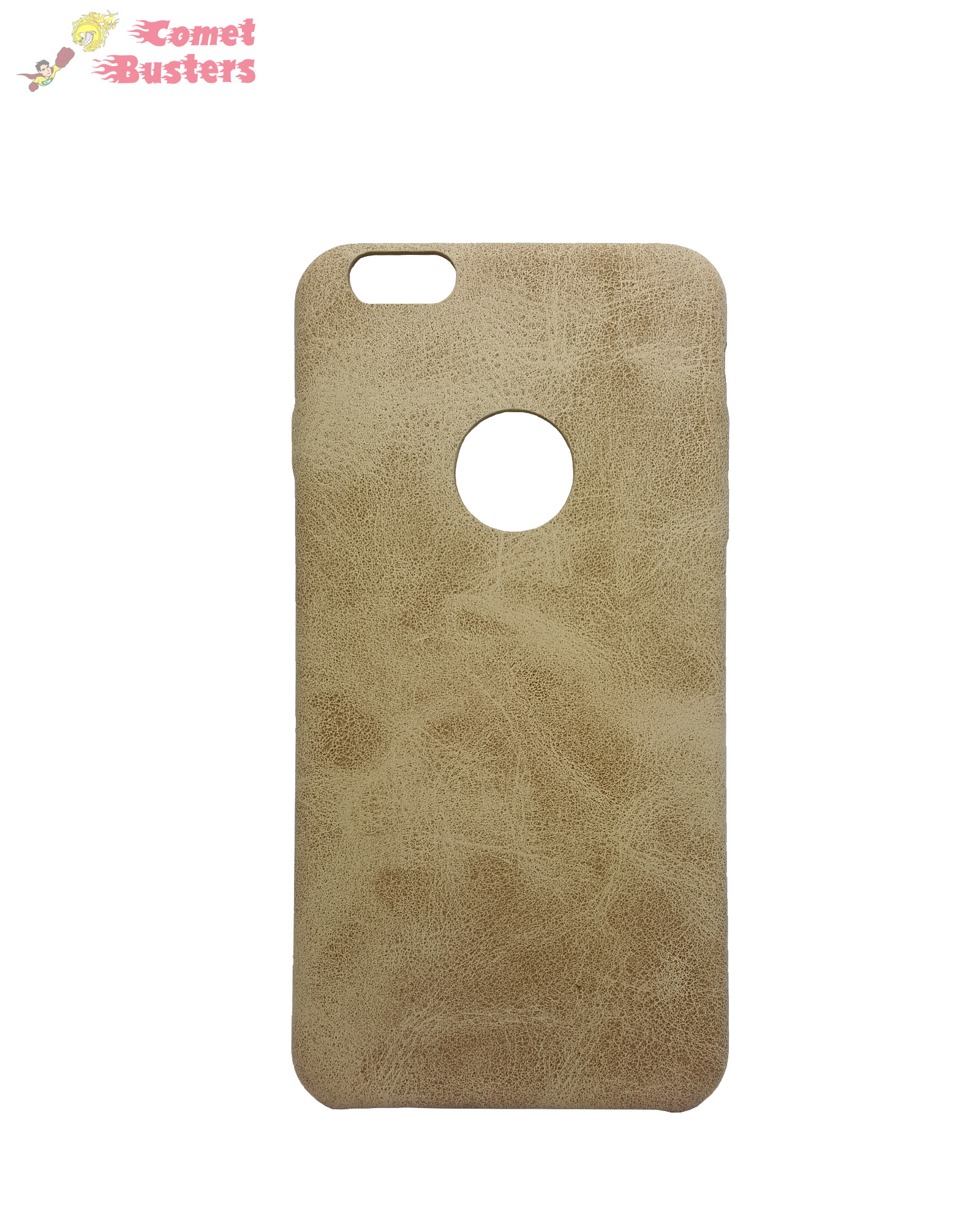 Apple iPhone 6 Plus Back Cover Case  Leather  