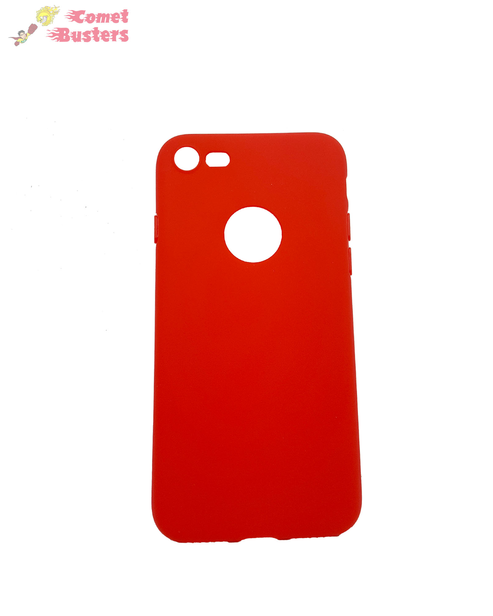 Apple iPhone 7 Back Cover Case   Red