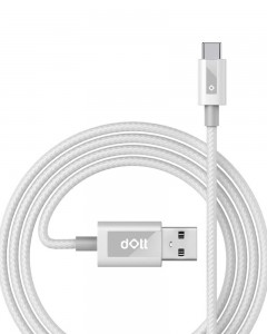 Dott Basic Micro USB Cable | White