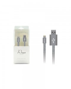 Portronics POR-554 | Wrapped Lightning Cable |