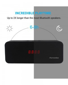 Portronics Sublime II | Portable Bluetooth Speaker