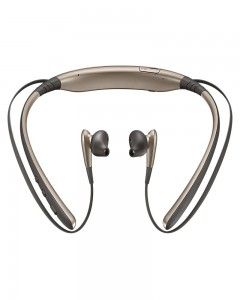 Samsung Level U | Bluetooth Wireless | In-Ear Headphones With Microphone | Gold