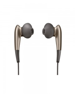Samsung Level U   Bluetooth Wireless   In-Ear Headphones With Microphone   Gold
