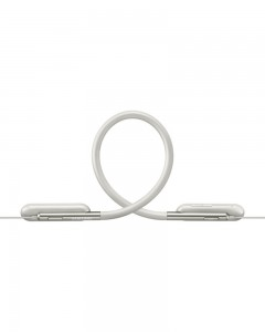 Samsung U Flex | Bluetooth Wireless In-ear | Flexible Headphones | with Microphone | White