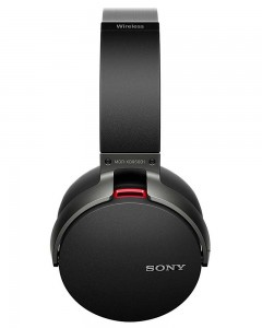 Sony MDR-XB950B1 | Wireless Headphones | Black |