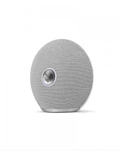 iBall Disc A9   Bluetooth Speaker   Silver/White