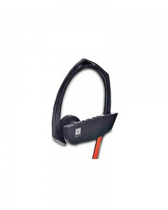 iBall Musi Track | Wireless Sports Headset | Black & Red