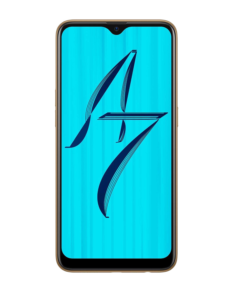 Oppo A7 | 3GB | 64GB | Glaring Gold