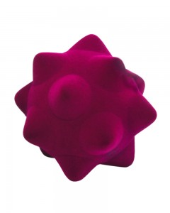Rubbabu - Magenta Torpedo Ball (Large)