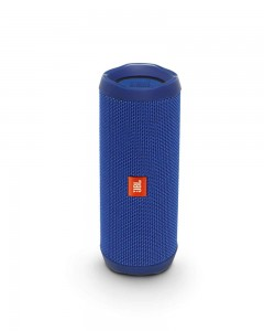 JBL Flip 4 Portable Wireless Speaker with Powerful Bass & Mic | Blue