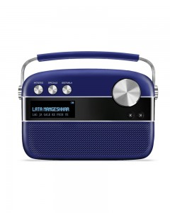Saregama Carvaan | Royal Blue | Premium