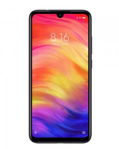 Redmi Note 7 Pro (Space Black, 64GB, 6GB RAM)