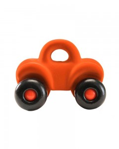 Rubbabu - The Wholedout Car Little (Orange)