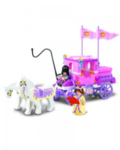 Sluban M38-B0250 Lego Girl's Dream Set, Multi Colour