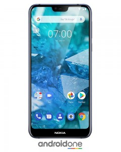 Nokia 7.1 | 4GB | 64GB | Blue