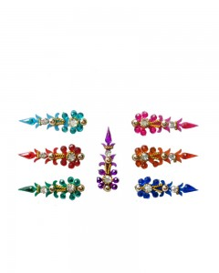Comet Busters Multicolor Fancy Bindi
