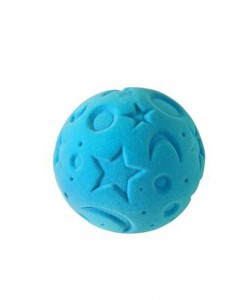 Rubbabu - Turquoise Blue Stary Night Ball (Large)