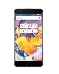 OnePlus 3T | 6GB | 64GB | Gunmetal | Renewed