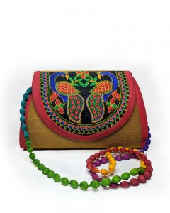 Comet Busters Designer Handcrafted Rajasthani Sling Bag Bag for Women