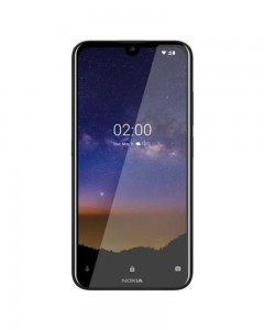 Nokia 2.2 | Black | 2GB | 16GB | Renewed