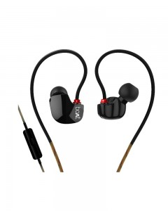 Boat Nirvanaa Uno in-Ear Earphones with Mic | Black