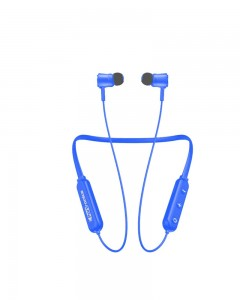 Portronics Harmonics 208 POR-932 Bluetooth Stereo Wireless Headset (Blue)