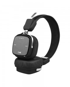 Boat Rockerz 610 Sound Bluetooth Headset  (Black)