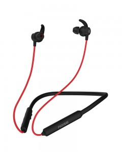 Noise Tune Active Bluetooth Wireless Headset (Hot Red)