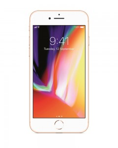 Apple iphone 8 (Gold, 64GB) (With International Warranty)