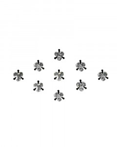Comet Busters Diamond Collection Fancy Bindis